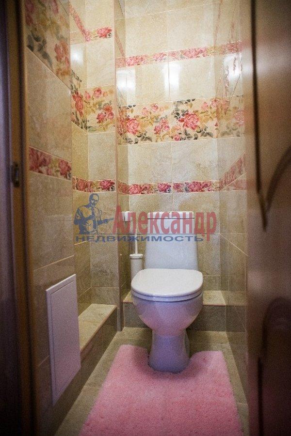 2-комнатная квартира (60м2) в аренду по адресу Славы пр., 55— фото 6 из 7