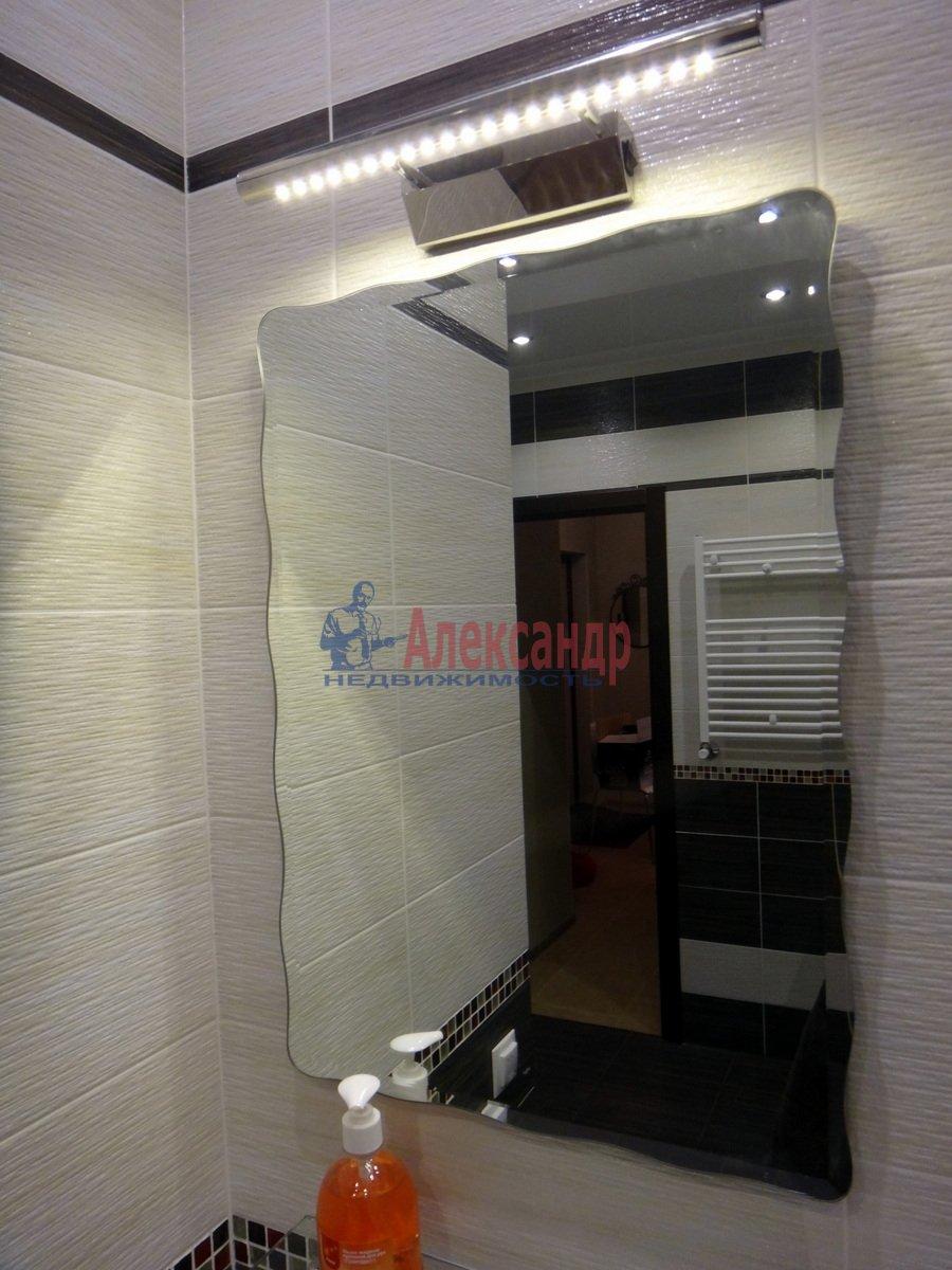 1-комнатная квартира (45м2) в аренду по адресу Белы Куна ул., 1— фото 12 из 13