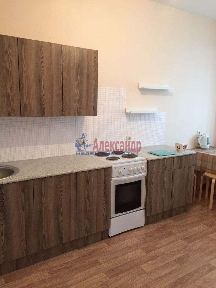 1-комнатная квартира (35м2) в аренду по адресу Ириновский пр., 34— фото 2 из 11
