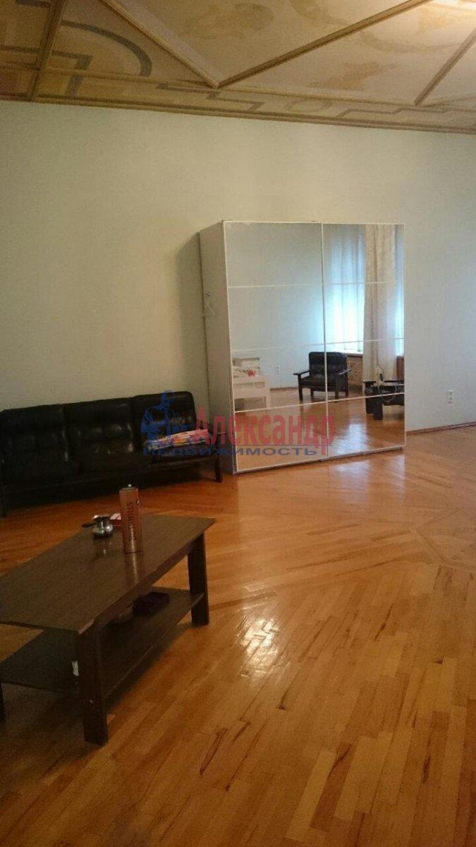 2-комнатная квартира (167м2) в аренду по адресу Большая Морская ул., 34— фото 5 из 12