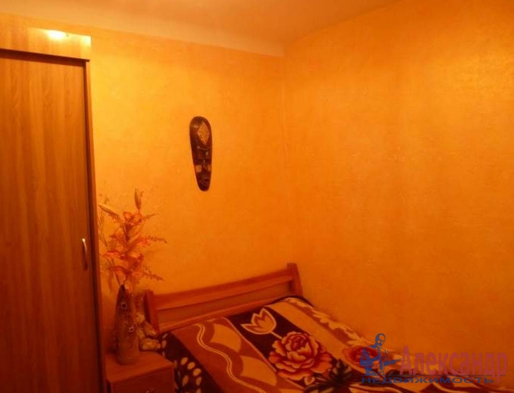 2-комнатная квартира (39м2) в аренду по адресу Кузнецова пр., 17— фото 3 из 5