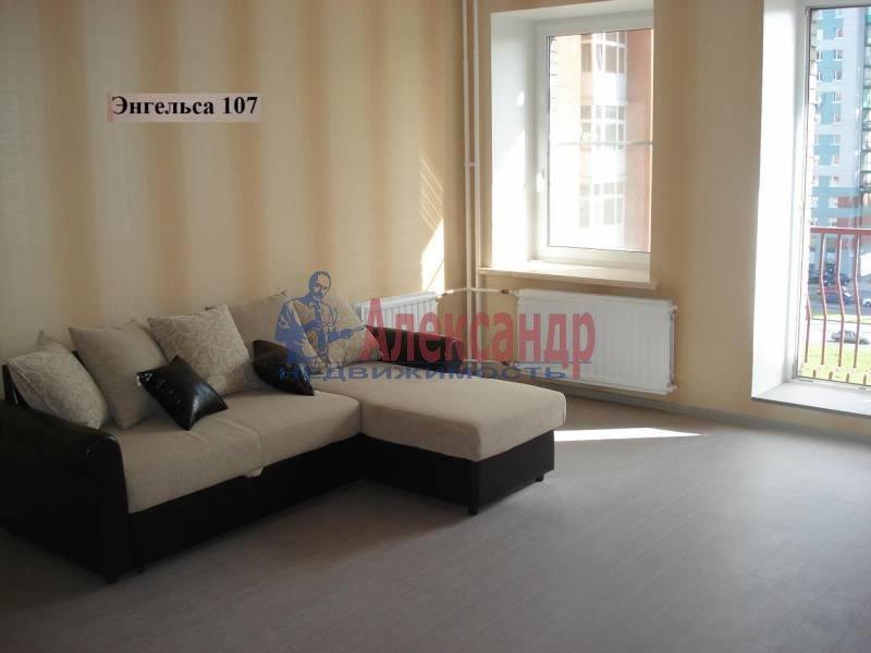 1-комнатная квартира (40м2) в аренду по адресу Энгельса пр., 107— фото 7 из 7
