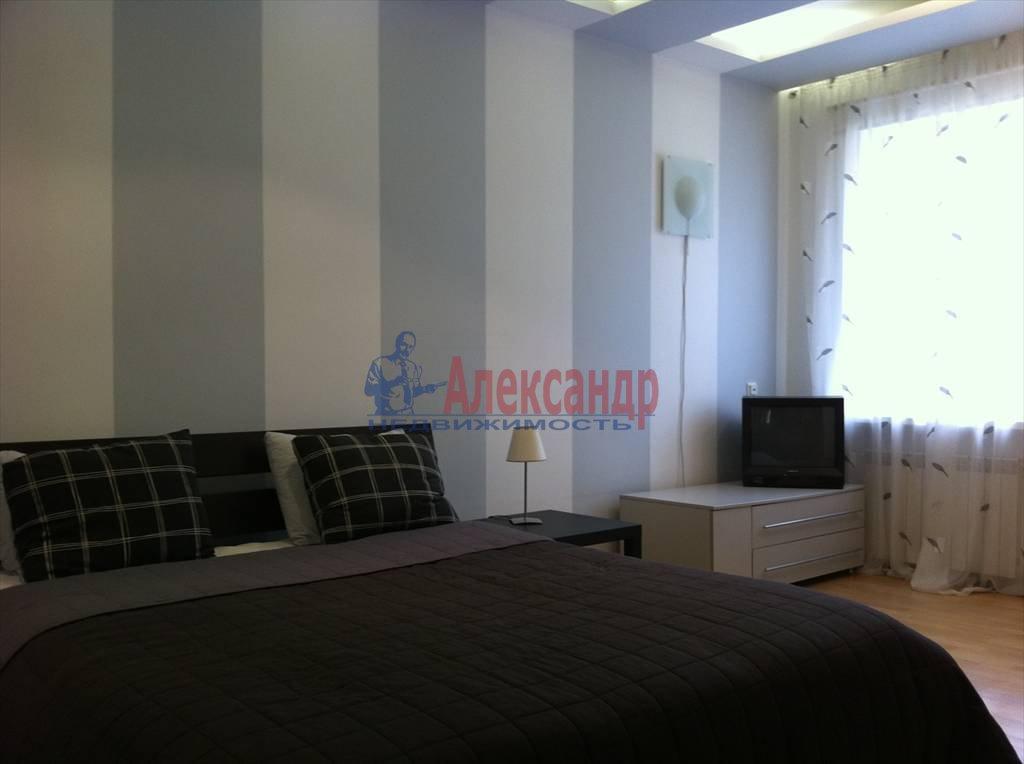 2-комнатная квартира (72м2) в аренду по адресу Никольский пер., 11— фото 6 из 9