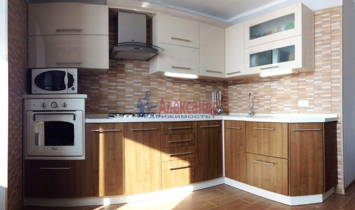 2-комнатная квартира (54м2) в аренду по адресу Ленинский пр., 178— фото 3 из 4
