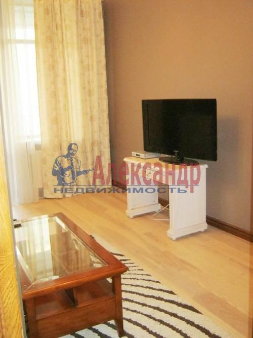 3-комнатная квартира (91м2) в аренду по адресу Гражданский пр., 114— фото 3 из 9