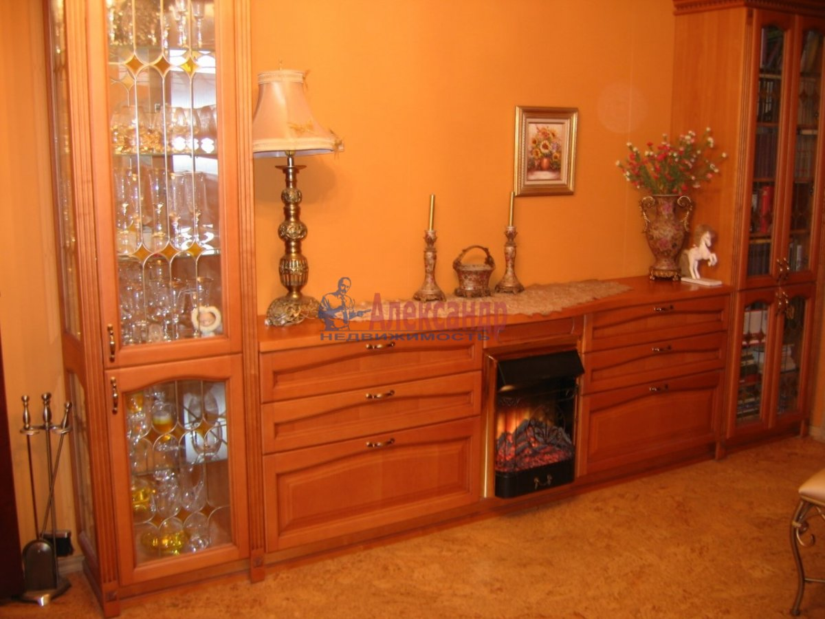 1-комнатная квартира (48м2) в аренду по адресу Нейшлотский пер., 11— фото 2 из 4