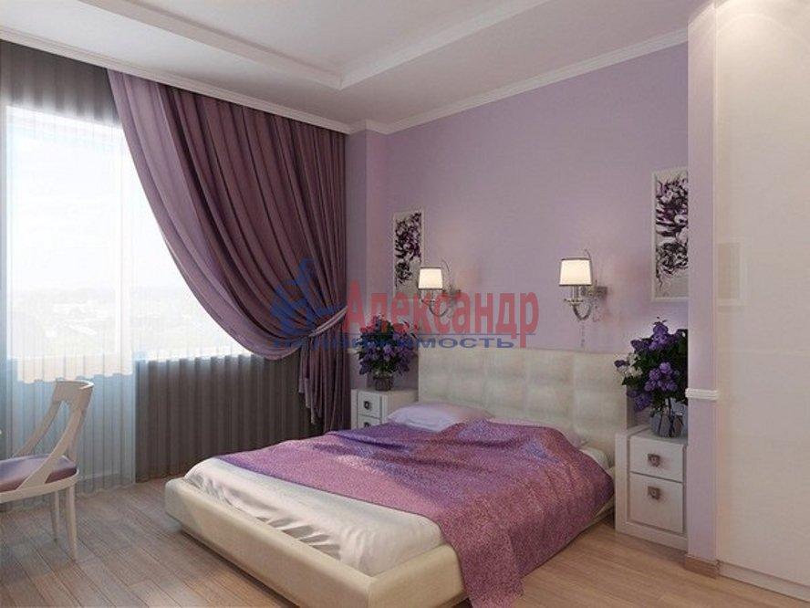 1-комнатная квартира (42м2) в аренду по адресу Гражданский пр., 36— фото 1 из 4