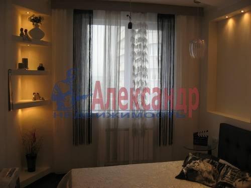 2-комнатная квартира (80м2) в аренду по адресу Дачный пр., 24— фото 15 из 17