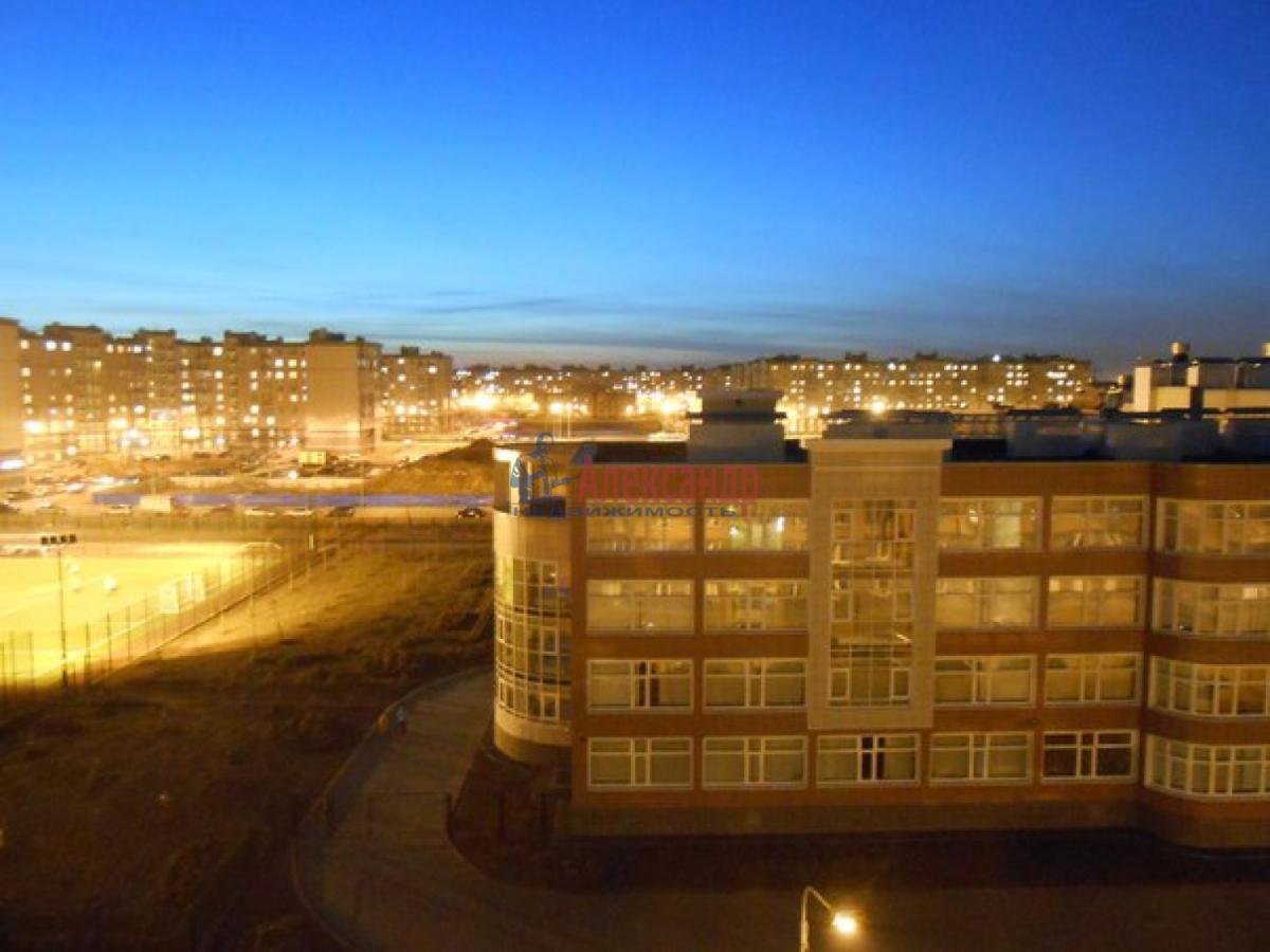 2-комнатная квартира (64м2) в аренду по адресу Шушары пос., Колпинское шос.— фото 3 из 7
