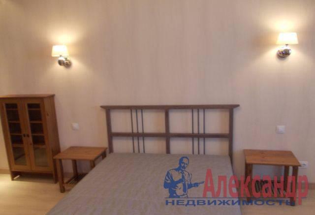2-комнатная квартира (65м2) в аренду по адресу Варшавская ул., 9— фото 3 из 5