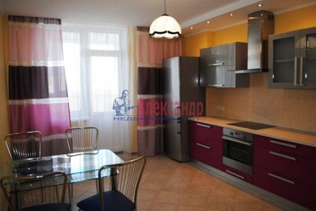 2-комнатная квартира (80м2) в аренду по адресу Обуховской Обороны пр., 110— фото 5 из 10