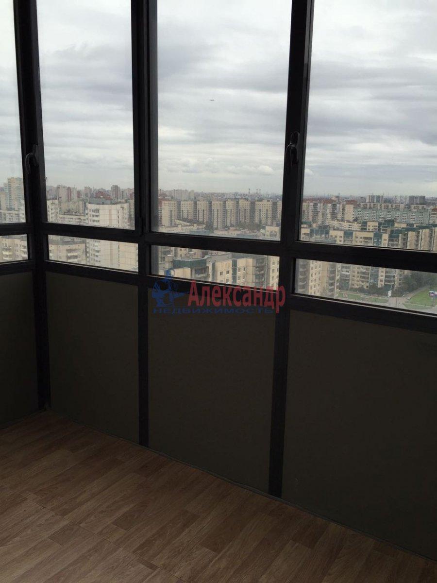 1-комнатная квартира (35м2) в аренду по адресу Ириновский пр., 34— фото 3 из 11