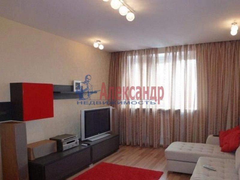 2-комнатная квартира (58м2) в аренду по адресу Сиреневый бул., 23— фото 1 из 5