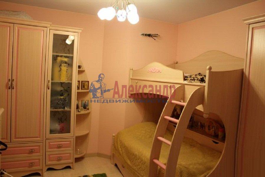3-комнатная квартира (78м2) в аренду по адресу Каменноостровский пр., 45— фото 7 из 8