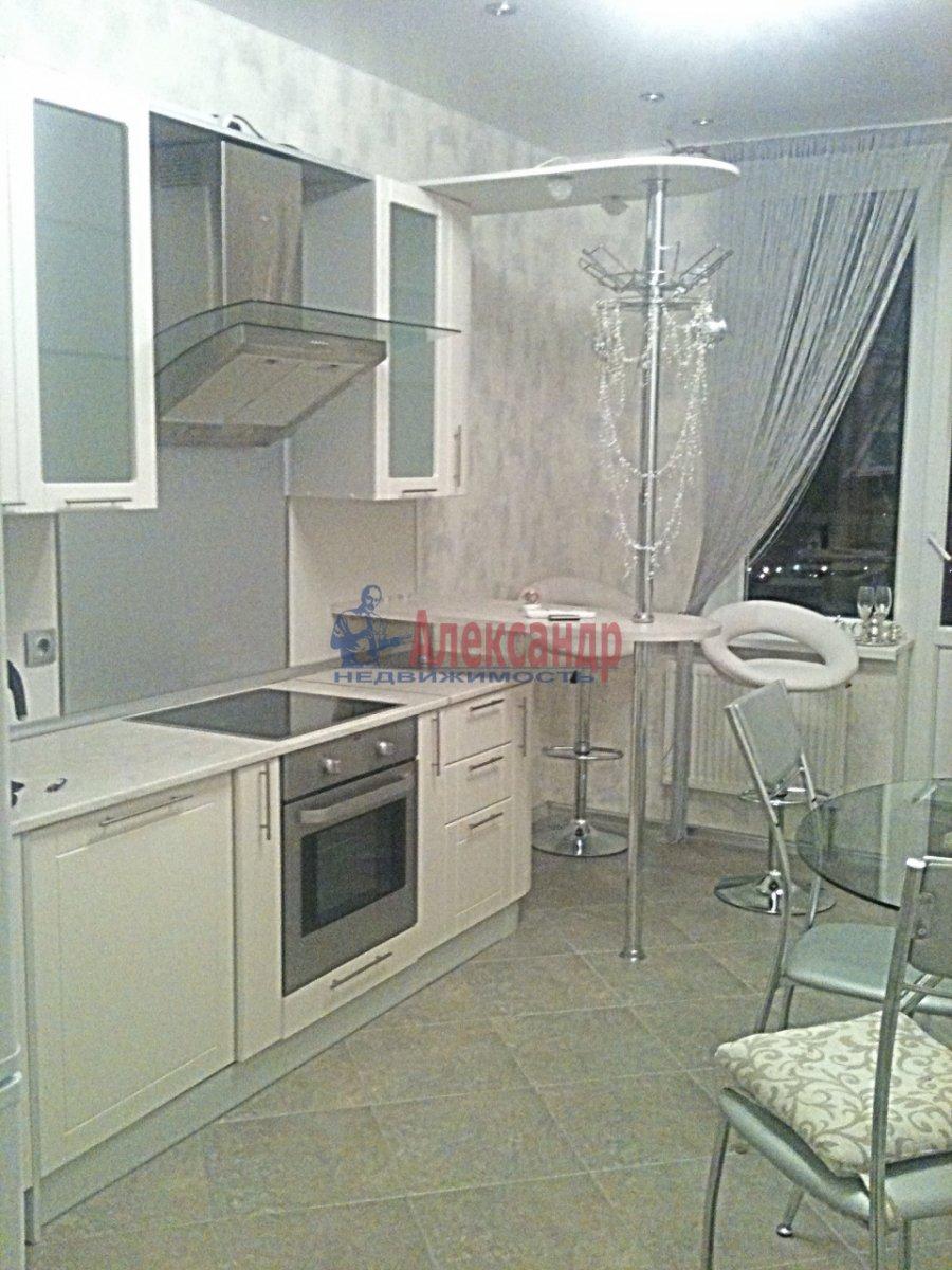 1-комнатная квартира (48м2) в аренду по адресу Фермское шос., 20— фото 1 из 7