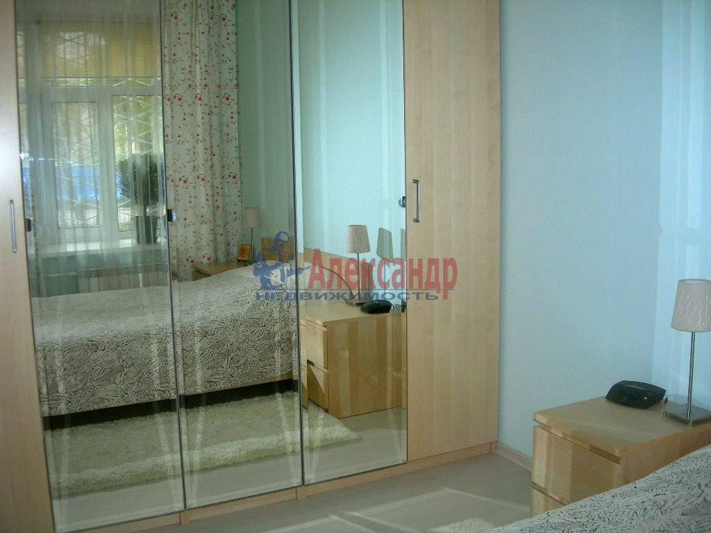 2-комнатная квартира (65м2) в аренду по адресу Дегтярный пер., 8— фото 7 из 8
