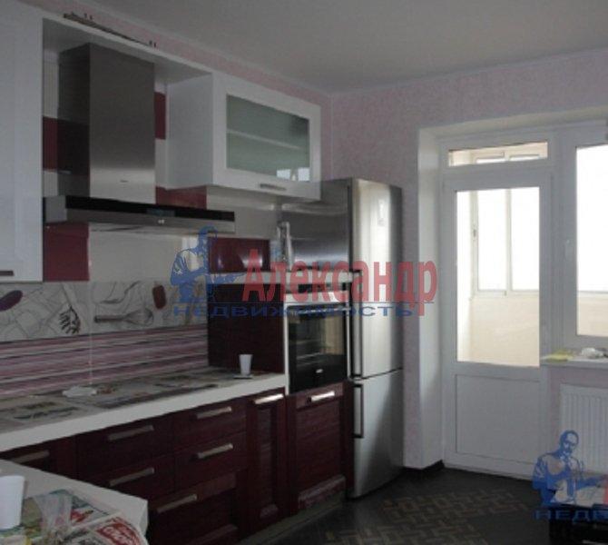 1-комнатная квартира (48м2) в аренду по адресу Варшавская ул., 19— фото 1 из 4