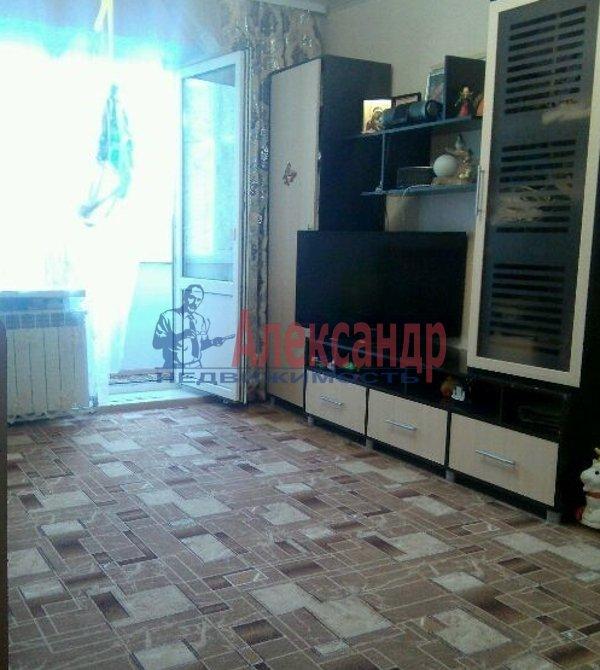1-комнатная квартира (37м2) в аренду по адресу Шлиссельбургский пр., 49— фото 6 из 6