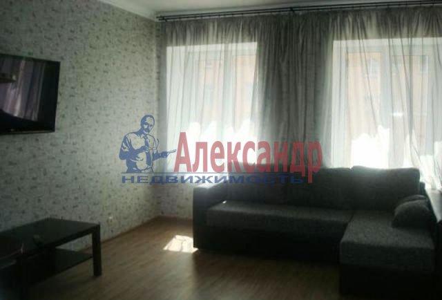 1-комнатная квартира (46м2) в аренду по адресу Сердобольская ул., 57— фото 3 из 4