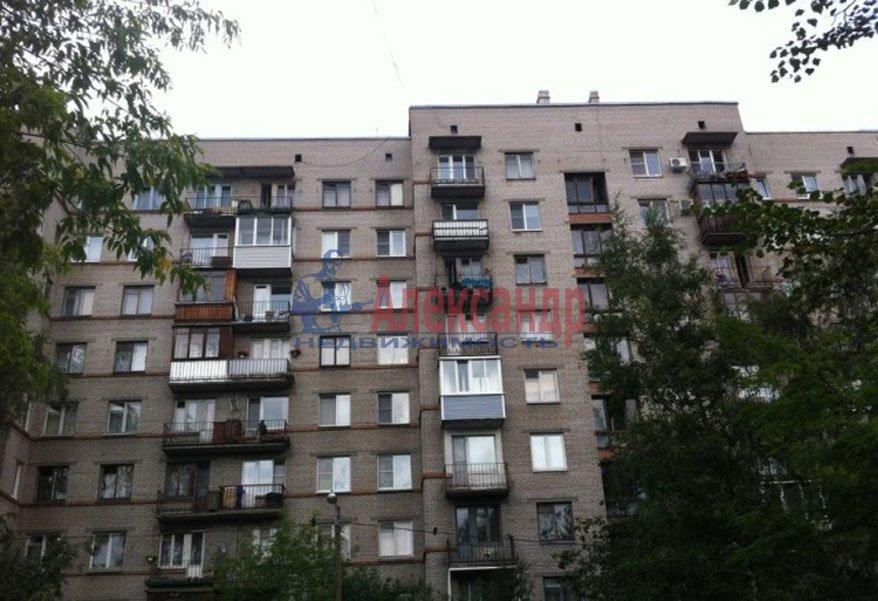 1-комнатная квартира (36м2) в аренду по адресу Подводника Кузьмина ул., 23— фото 1 из 6