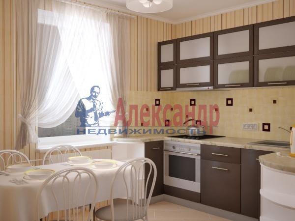 2-комнатная квартира (61м2) в аренду по адресу Коломяжский пр., 20— фото 3 из 4