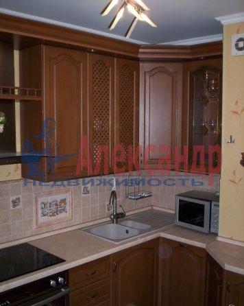 1-комнатная квартира (39м2) в аренду по адресу Яхтенная ул., 1— фото 2 из 3