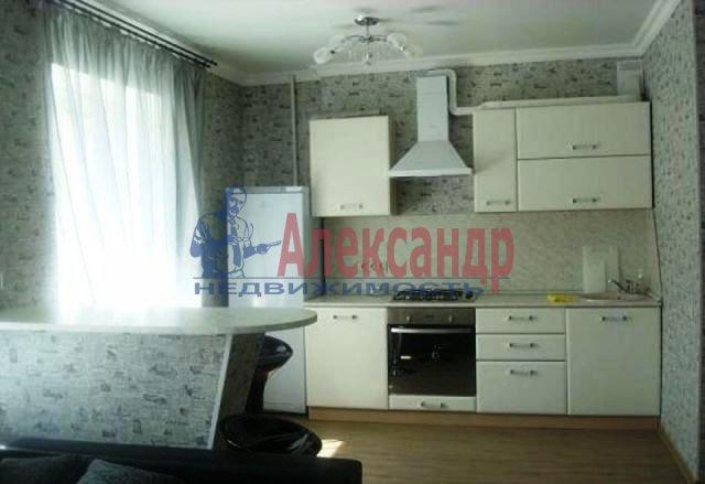 1-комнатная квартира (46м2) в аренду по адресу Сердобольская ул., 57— фото 4 из 4