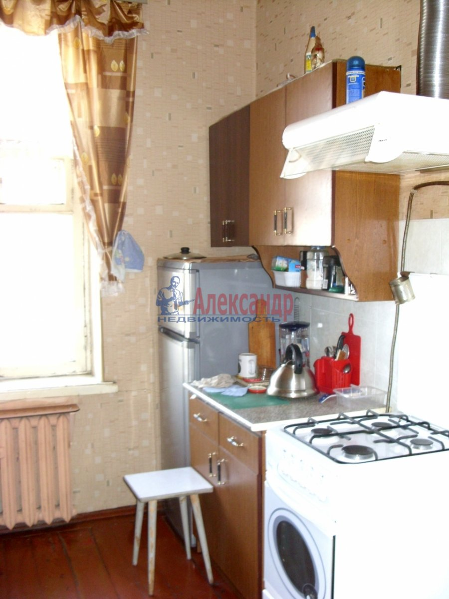 1-комнатная квартира (45м2) в аренду по адресу Асафьева ул., 12— фото 4 из 4