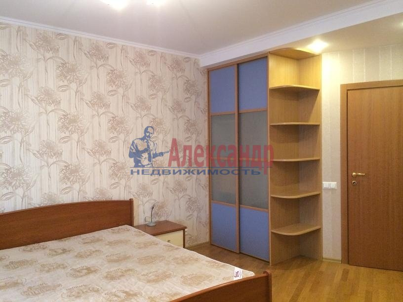 2-комнатная квартира (80м2) в аренду по адресу Выборгское шос., 5— фото 3 из 20