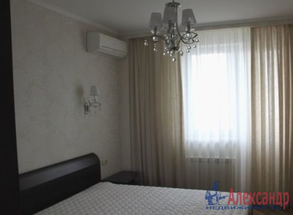 2-комнатная квартира (54м2) в аренду по адресу Бассейная ул., 47— фото 2 из 3