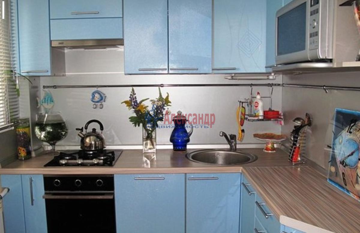 1-комнатная квартира (32м2) в аренду по адресу Науки пр., 18— фото 3 из 4
