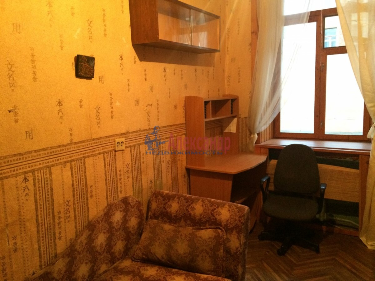 2-комнатная квартира (31м2) в аренду по адресу Гаванская ул., 47— фото 1 из 3