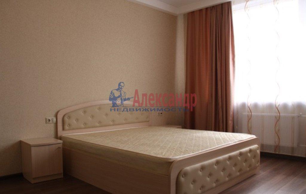 2-комнатная квартира (60м2) в аренду по адресу Ушинского ул., 2— фото 2 из 3