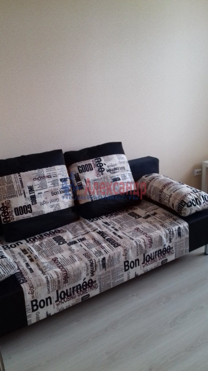 3-комнатная квартира (60м2) в аренду по адресу Михаила Дудина ул., 12— фото 1 из 23