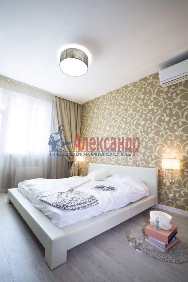 3-комнатная квартира (145м2) в аренду по адресу Морской пр., 11— фото 4 из 8
