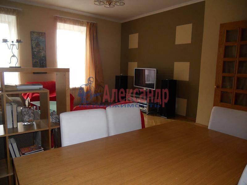 3-комнатная квартира (90м2) в аренду по адресу Пушкинская ул., 18— фото 5 из 13