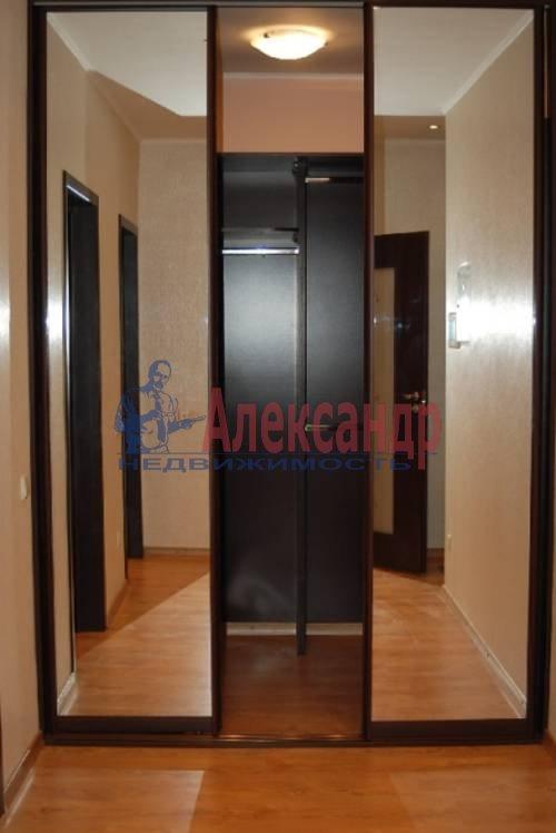 1-комнатная квартира (41м2) в аренду по адресу Комендантский пр., 18— фото 1 из 5