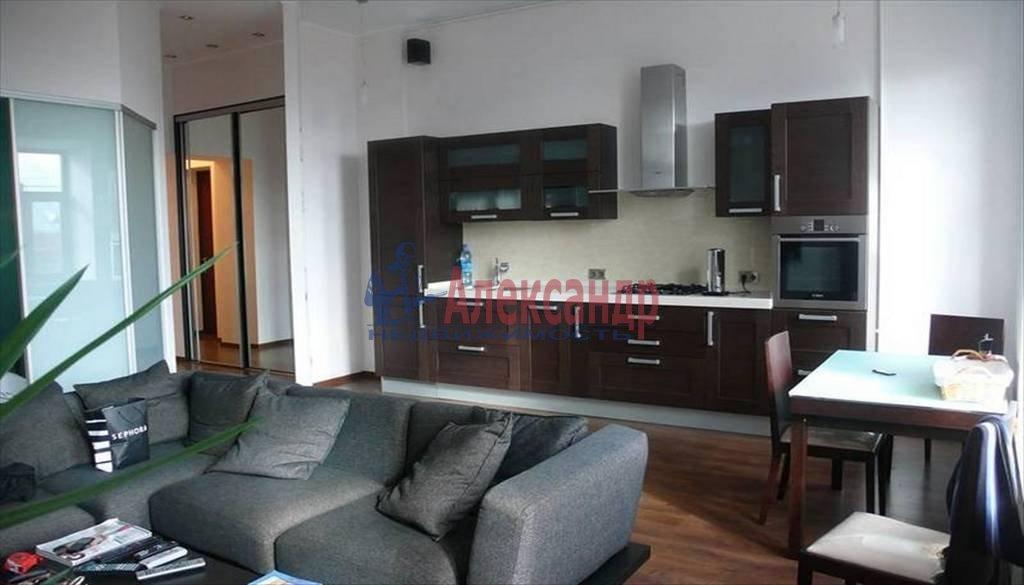 2-комнатная квартира (75м2) в аренду по адресу Большая Конюшенная ул., 3— фото 1 из 14