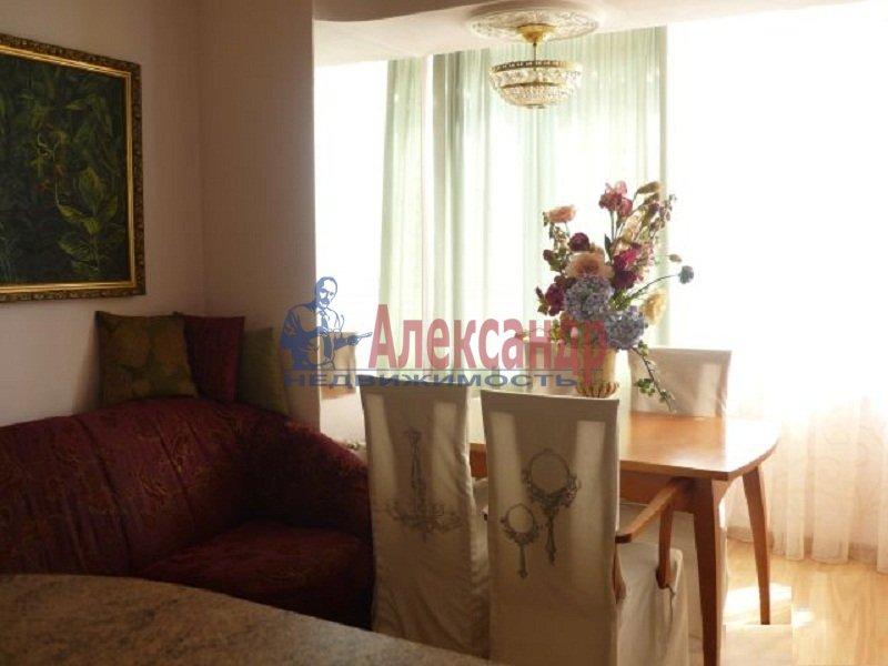 1-комнатная квартира (45м2) в аренду по адресу Приморский пр., 137— фото 3 из 6