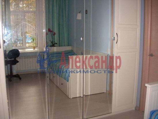 2-комнатная квартира (98м2) в аренду по адресу Дегтярный пер., 8— фото 7 из 8