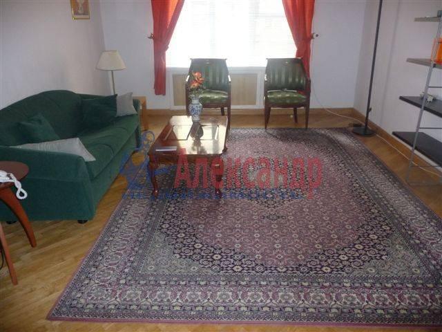 3-комнатная квартира (70м2) в аренду по адресу Фурштатская ул., 11— фото 7 из 9