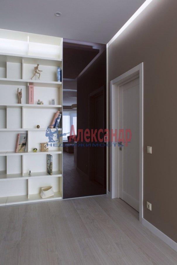 3-комнатная квартира (145м2) в аренду по адресу Морской пр., 11— фото 6 из 8