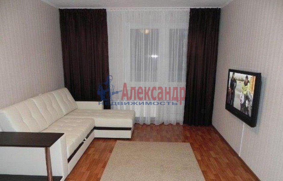 1-комнатная квартира (30м2) в аренду по адресу Бутлерова ул.— фото 1 из 2