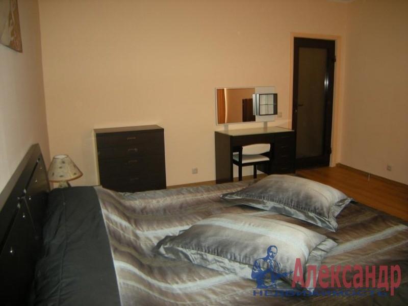 2-комнатная квартира (60м2) в аренду по адресу Парашютная ул., 52— фото 2 из 4