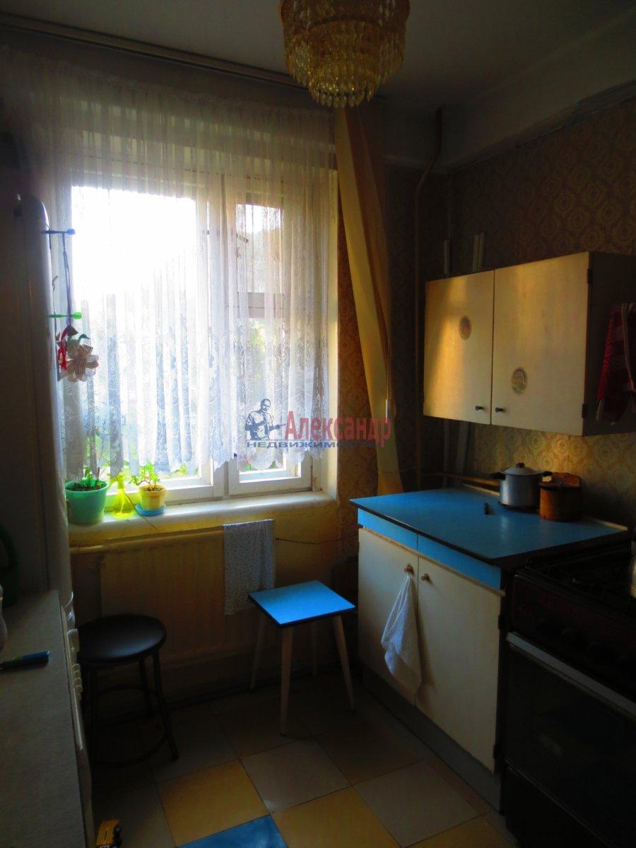 1-комнатная квартира (35м2) в аренду по адресу Обуховской Обороны пр., 209— фото 2 из 2