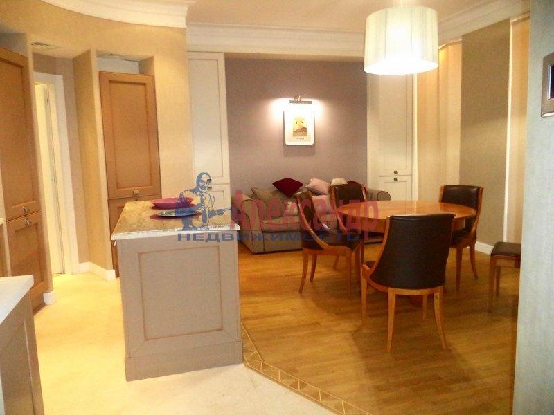 3-комнатная квартира (100м2) в аренду по адресу Крюкова канала наб., 10— фото 1 из 8
