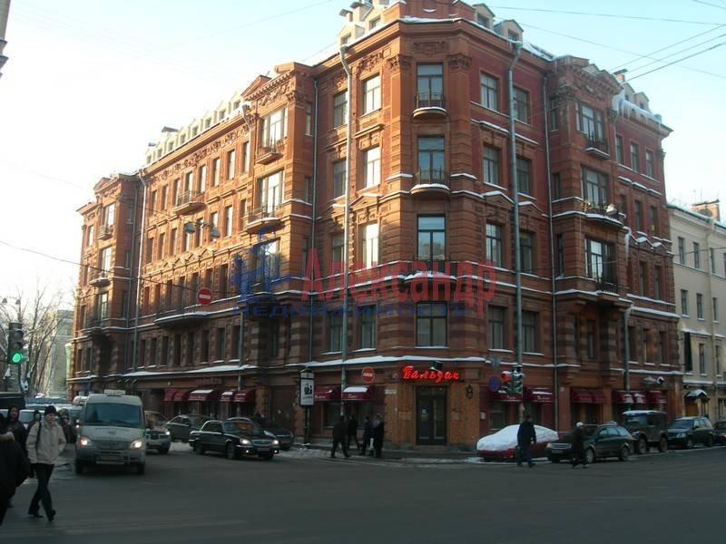 3-комнатная квартира (125м2) в аренду по адресу Маяковского ул., 14— фото 6 из 9