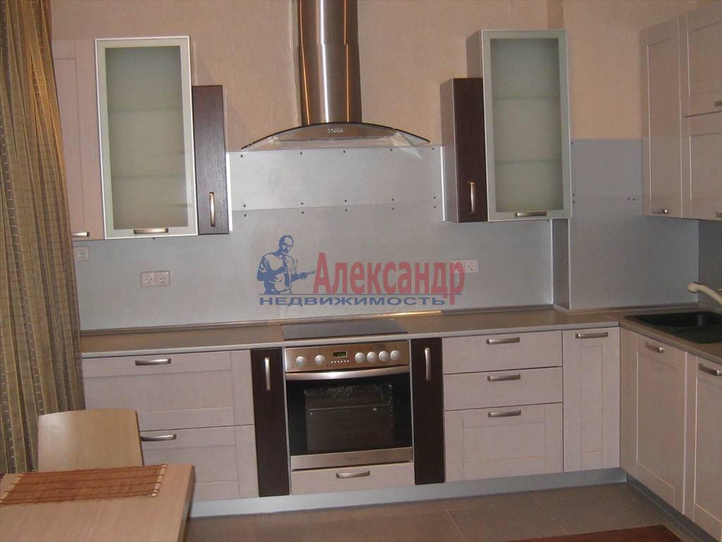 3-комнатная квартира (120м2) в аренду по адресу Воскресенская наб., 4— фото 1 из 7