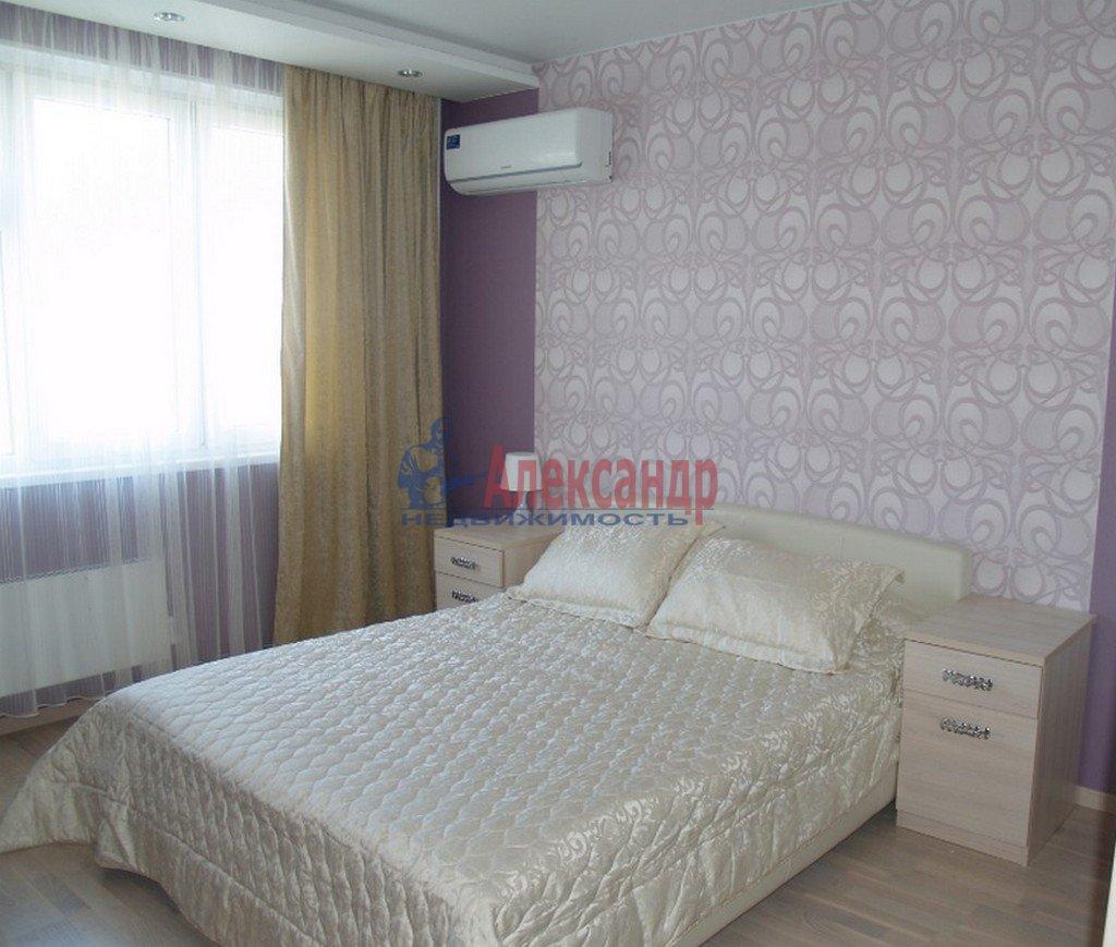 2-комнатная квартира (64м2) в аренду по адресу Загребский бул., 9— фото 2 из 4