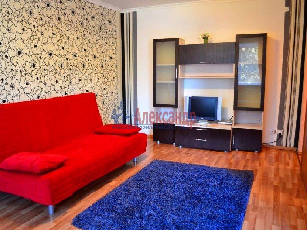 1-комнатная квартира (55м2) в аренду по адресу Шевченко ул., 19— фото 1 из 1